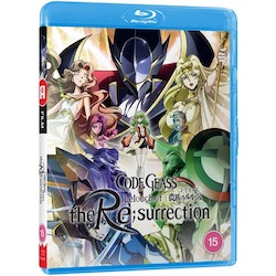Code Geass: Lelouch of the Resurrection - Standard Edition Blu-Ray