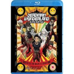 Deadman Wonderland Collection Blu-Ray