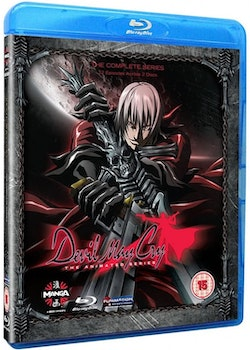 Devil May Cry Collection Blu-Ray