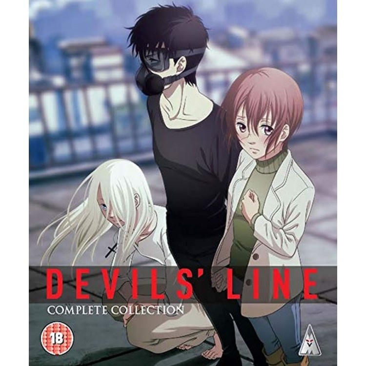 Devils' Line Collection Blu-Ray