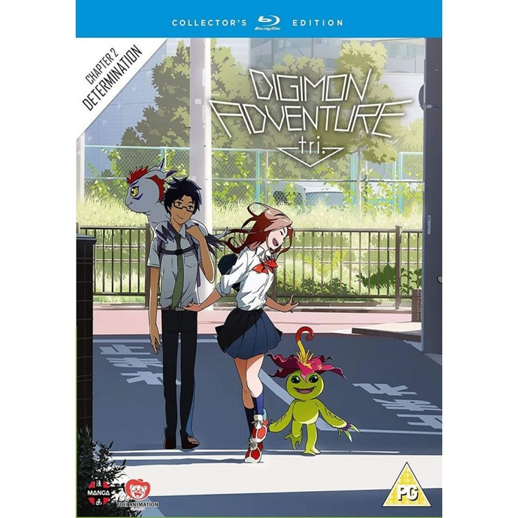 Digimon Adventure Tri the Movie Part 2 - Collector's Edition Blu-Ray