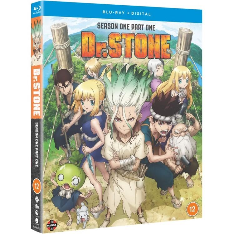 Dr STONE - Season 1 Part 1 Blu-Ray