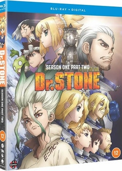 Dr STONE - Season 1 Part 2 Blu-Ray