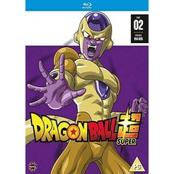 Dragon Ball Super Part 2 Blu-Ray