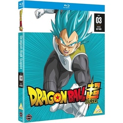 Dragon Ball Super Part 3 Blu-Ray