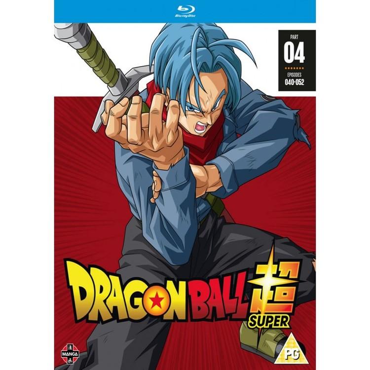 Dragon Ball Super Part 4 Blu-Ray