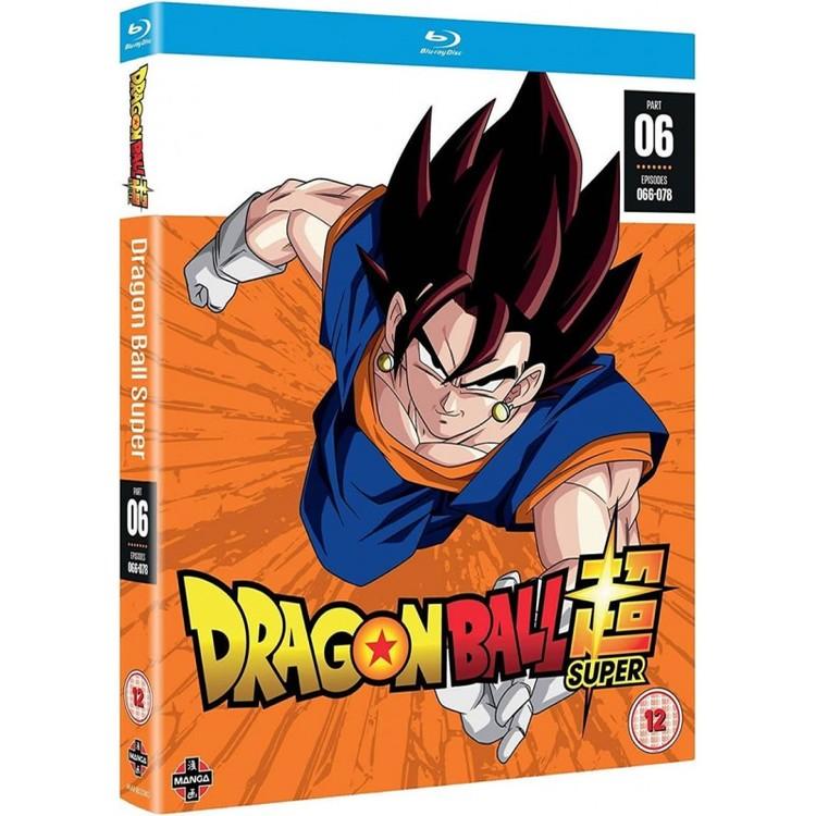 Dragon Ball Super Part 6 Blu-Ray