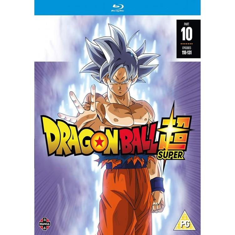 Dragon Ball Super Part 10 Blu-Ray