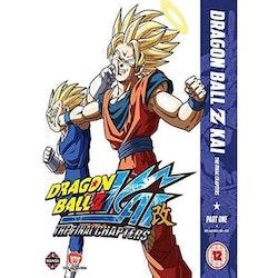 Dragon Ball Z Kai Final Chapters: Part 1 Blu-Ray