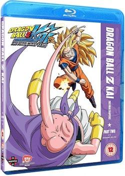 Dragon Ball Z Kai Final Chapters: Part 2 Blu-Ray