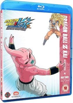 Dragon Ball Z Kai Final Chapters: Part 3 Blu-Ray