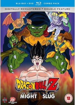 Dragon Ball Z Movie Collection Two: The Tree of Might/Lord Slug Blu-Ray/DVD