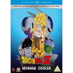 Dragon Ball Z Movie Collection Three: Cooler's Revenge/Return of Cooler Blu-Ray/DVD