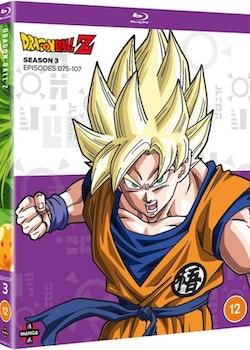 Dragon Ball Z Season 3 Blu-Ray