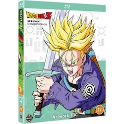 Dragon Ball Z Season 4 Blu-Ray
