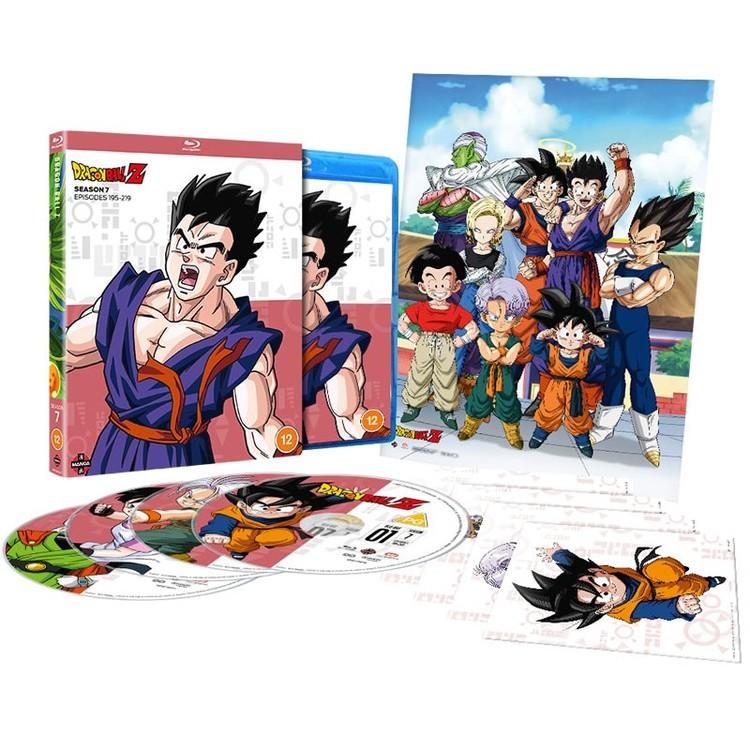 Dragon Ball Z Season 7 Blu-Ray