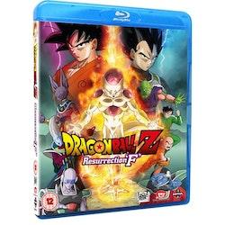 Dragon Ball Z the Movie: Resurrection of F Blu-Ray