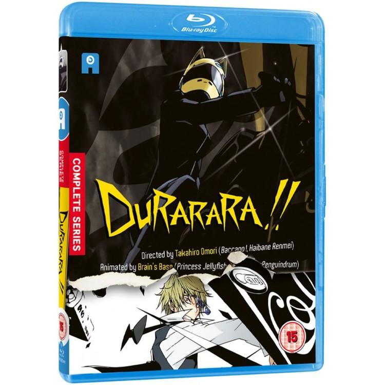 Durarara!!! Season 1 Collection Blu-Ray