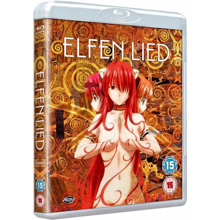 Elfen Lied Collectors Edition Blu-Ray