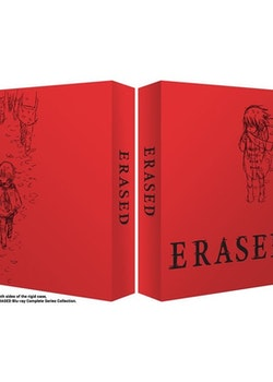 Erased Collection Blu-Ray