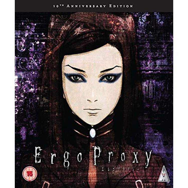 Ergo Proxy Collection Blu-Ray