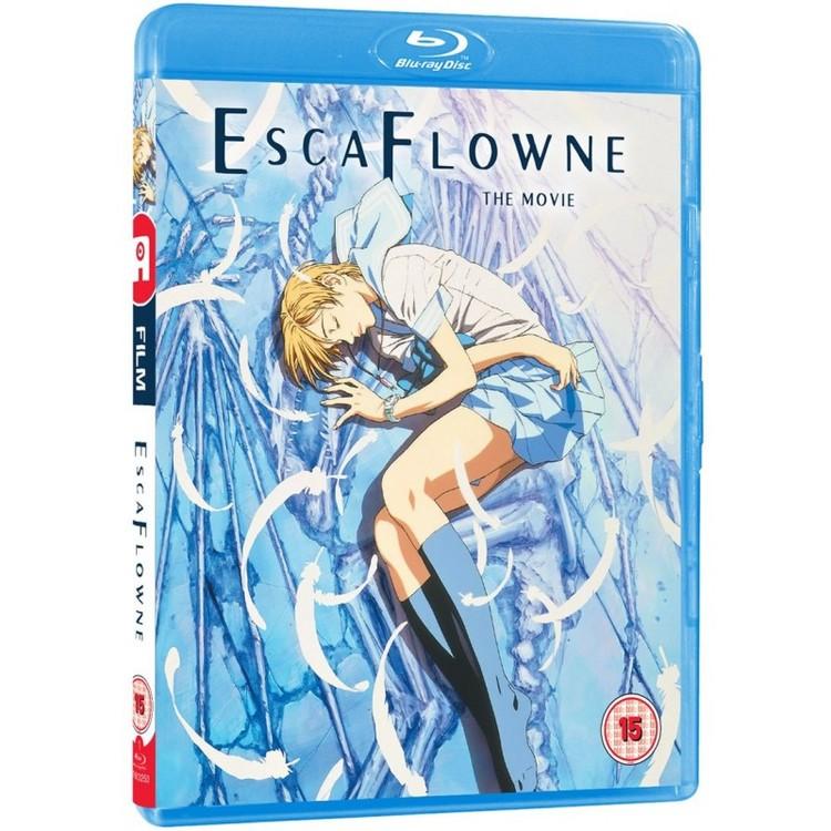 Escaflowne the Movie Blu-Ray