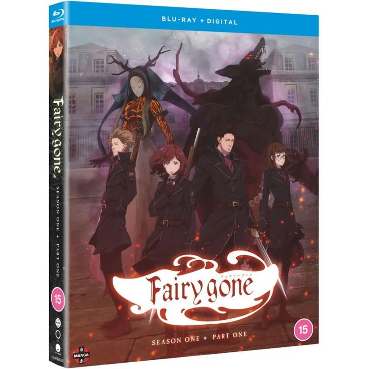 Fairy Gone - Season 1 Part 1 Blu-Ray