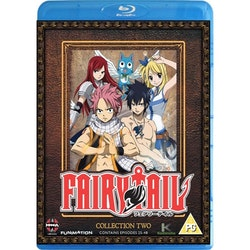 Fairy Tail Collection Two Blu-Ray