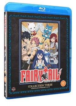 Fairy Tail Collection Three Blu-Ray