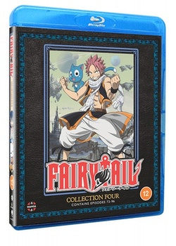 Fairy Tail Collection Four Blu-Ray