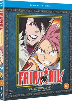 Fairy Tail Collection Seven Blu-Ray