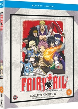 Fairy Tail Collection Eight Blu-Ray