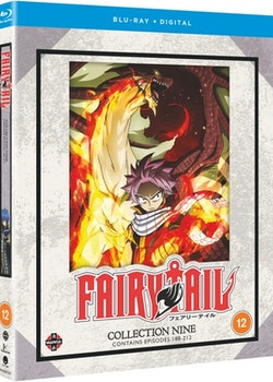Fairy Tail Collection Nine Blu-Ray