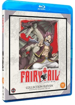 Fairy Tail Collection Eleven Blu-Ray