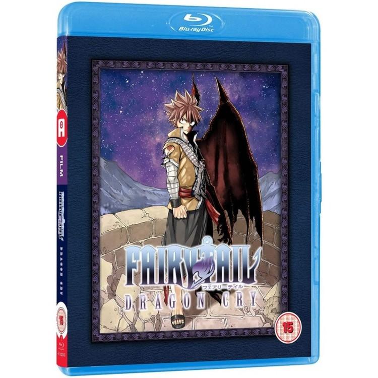 Fairy Tail: Dragon Cry Blu-Ray