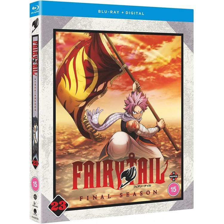 Fairy Tail: The Final Season - Part 23 Blu-Ray