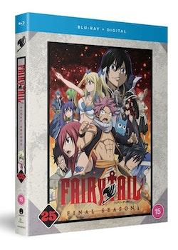 Fairy Tail: The Final Season - Part 25 Blu-Ray