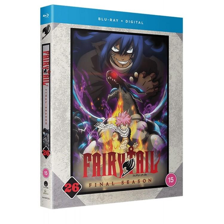Fairy Tail: The Final Season - Part 26 Blu-Ray