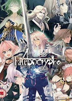 Fate/Apocrypha - Part 1 Blu-Ray