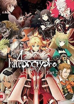 Fate/Apocrypha - Part 2 Blu-Ray