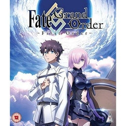 Fate/Grand Order: First Order Blu-Ray