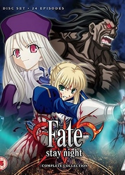 Fate/Stay Night TV Series Collection Blu-Ray