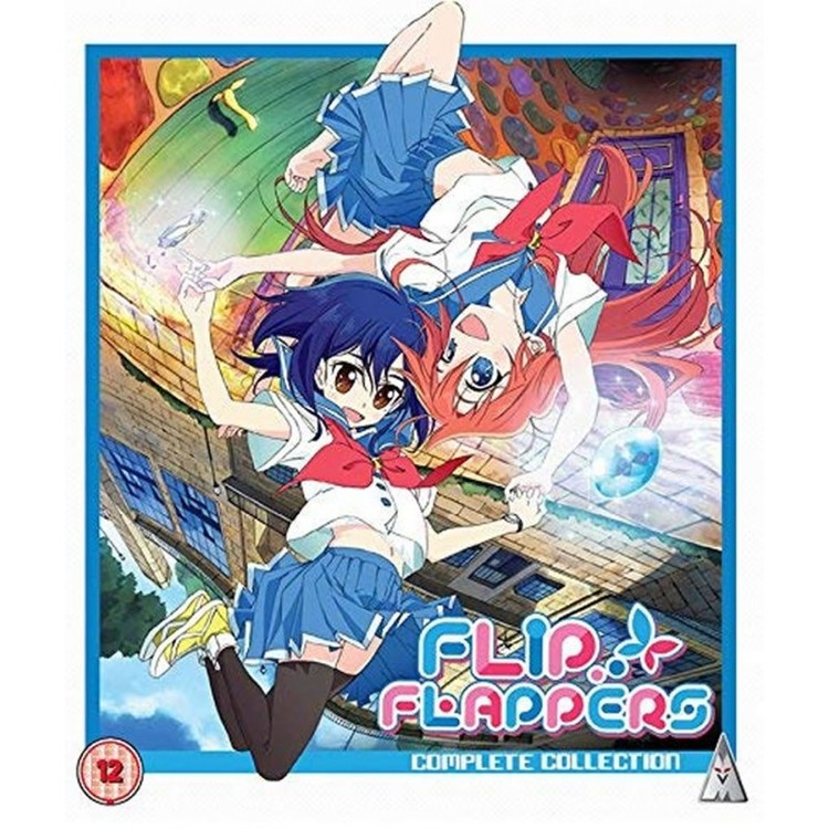 Flip Flappers Collection Blu-Ray