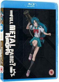 Full Metal Panic Fumoffu - Season 2 Blu-Ray