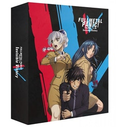 Full Metal Panic! Invisible Victory Collector's Edition Blu-Ray