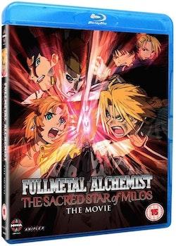 Fullmetal Alchemist Movie 2: Sacred Star of Milos Blu-Ray