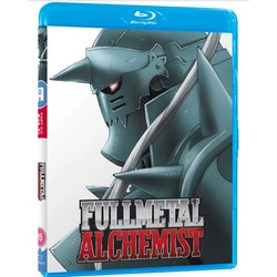 Fullmetal Alchemist Part 2 - Collector's Edition Blu-Ray