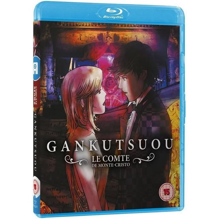 Gankutsuou - Count of Monte Cristo Blu-Ray