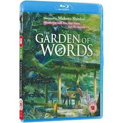 Garden of Words Blu-Ray