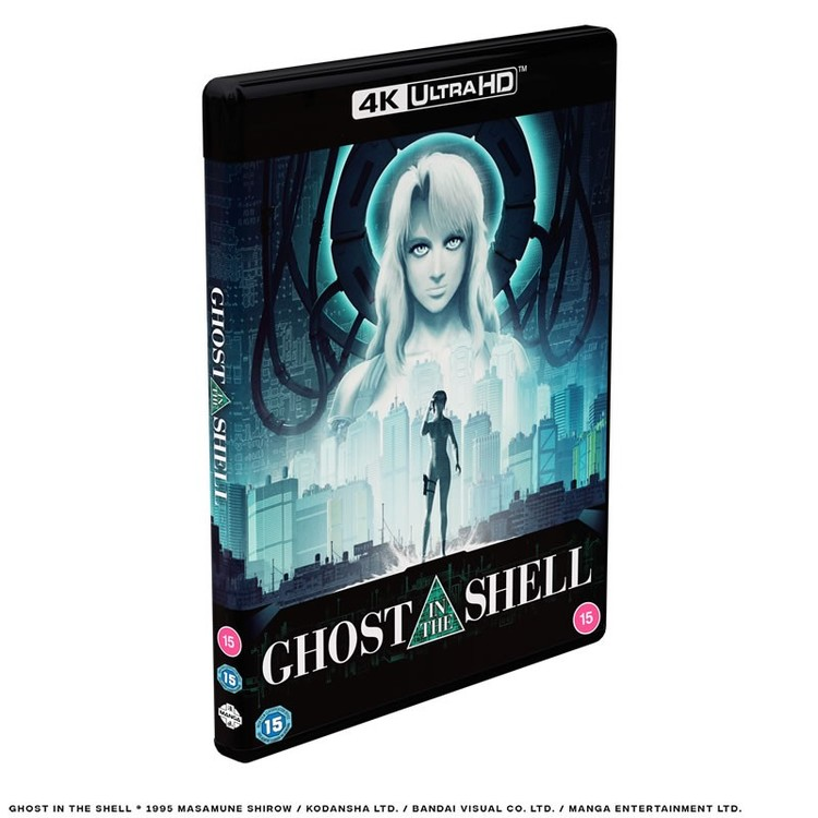 Ghost in the Shell - 4K Standard Edition Blu-Ray